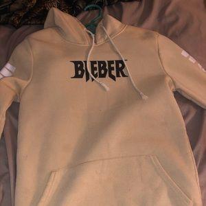 Justin Bieber Purpose hoodie!